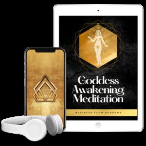 Meditation Goddess Awakening