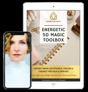 Zertifizierungs-programm Energetic 5D Magic Toolbox